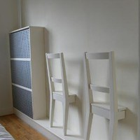 Chair: Clothes Rack
