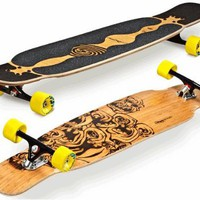 Loaded Bhangra Flex 2 Complete Longboard Skateboard New On Sale