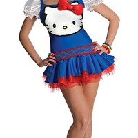 Classic Hello Kitty Blue Dress | Oya Costumes
