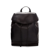 LEATHER RUCKSACK - Coats - Woman | ZARA United States