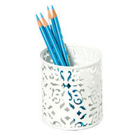 The Container Store  Brocade Pencil Cup