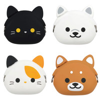 mimi POCHI Friends Silicone Coin Purse - Animalful & Stylish Silicone Items by p+g design