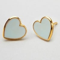 Mint Tea Mini Hearts