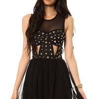Reverse Bodice Dress Stud