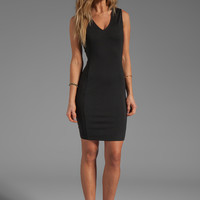 Theory Adoxa dress in Black from REVOLVEclothing.com