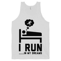 i run...in my dreams - Print Proxy