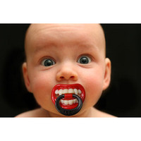 Lil' Vampire Pacifier