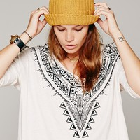 Free People We The Free Sibela Tee