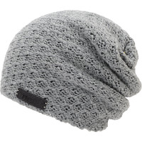 Neff Girls Grams Grey Slouch Beanie at Zumiez : PDP