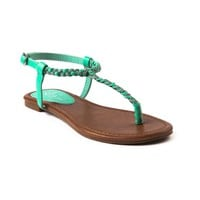 Womens Shi by Journeys Seabreeze Sandal, Mint, at Journeys Shoes