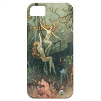 Water Nymphs iPhone 5 Covers