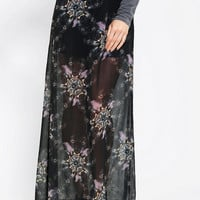 Iron Fist Nightmare Catcher Maxi Skirt