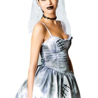 Marry Me Dead Dress