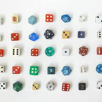 20x200 - Print Information | Day 114: Dice, by LisaCongdon