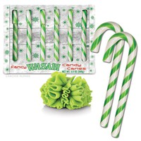 Wasabi Candy Canes - Whimsical & Unique Gift Ideas for the Coolest Gift Givers