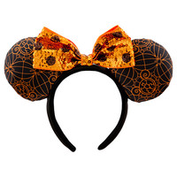 Disney Minnie Mouse Ear Headband - Halloween | Disney Store
