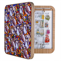 DENY Designs Home Accessories | Renie Britenbucher Owls Multi BlingBox