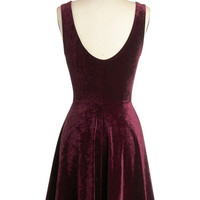 Purple Party Style | Mod Retro Vintage Clothing & Indie Clothes | ModCloth