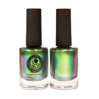 Mutagen -  Green, Blue, Red, and Orange Ultra Chrome Nail Polish