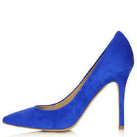 GWENDA Leather Courts - Heels  - Shoes