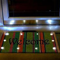 Magic Doormat - The Doormat with lights