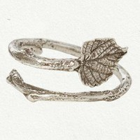 Grape Leaf Ring