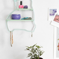 Plum & Bow Cat Curiosity Shelf