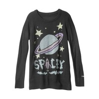 Element Stargazer Sweater - Black - JV544STA				 |  			Element 					US