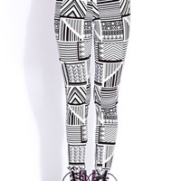 Standout Geo Leggings