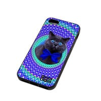 Crazy Cat phone case