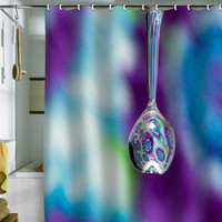 DENY Designs Home Accessories | Barbara Sherman Tie Dye Shower Curtain