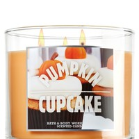 Pumpkin Cupcake 14.5 oz. 3-Wick Candle   - Slatkin & Co. - Bath & Body Works