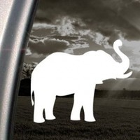 ELEPHANT ANIMAL Decal Car Truck Bumper Window Sticker:Amazon:Automotive