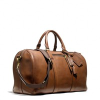Coach :: New Bleecker Duffle In Leather