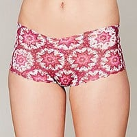 Free People Circle Print Hipster at Free People Clothing Boutique