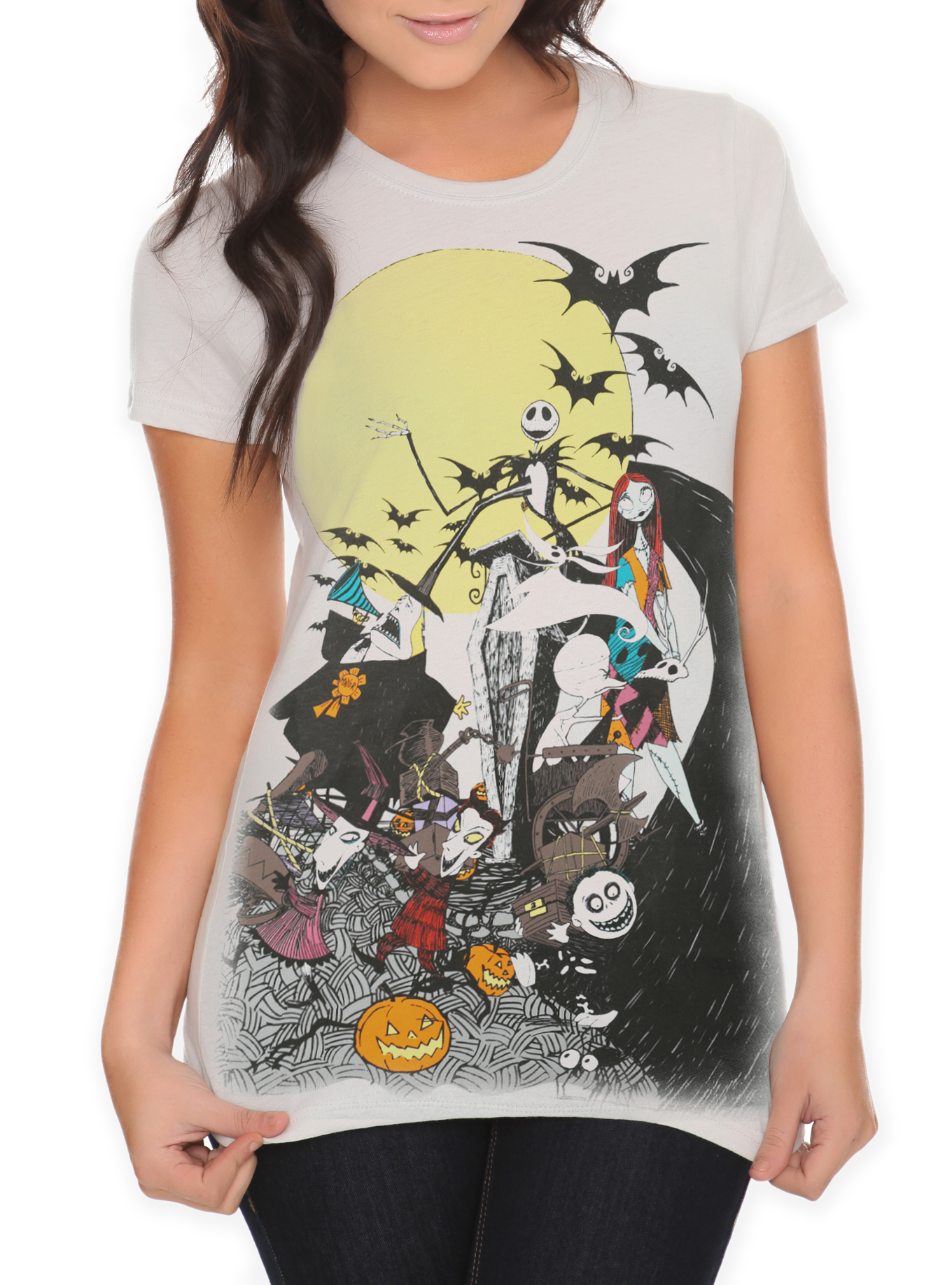 The Nightmare Before Christmas Group from Hot Topic
