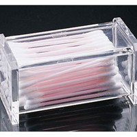 Acrylic Cotton Swab Holder