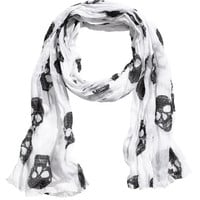 Crinkled Scarf - from H&M