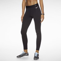 Check it out. I found this Nike Pro Hyperwarm Compression 3.0 Women's Tights at Nike online.