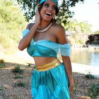 ARABIAN PRINCESS COSTUME by LoveLucyBea on Etsy