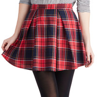 Refined Research Skirt | Mod Retro Vintage Skirts | ModCloth.com