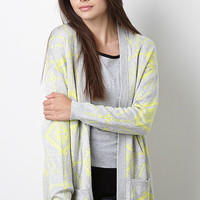 Tribal Ablaze Cardigan