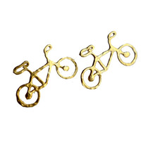 Brass BIke Studs