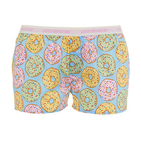 Doughnut Mini Short