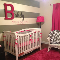 10 off today with coupon code sale10Custom crib by LavenderLinens