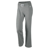 Women's Nike Track Club Fleece Open Hem Pants