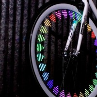 Bicycle Spoke Lights by MonkeyLectric