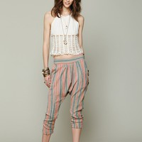 Free People Shada Gauze Harem