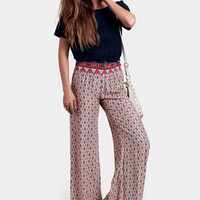 Norte Grande Wide-Leg Pants