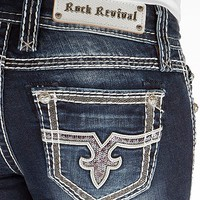 Rock Revival Jacklyn Boot Stretch Jean